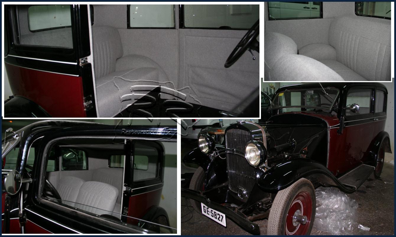 Cuanto vale tapizar un coche affordable simple tapizar for Tapizar asientos coche barcelona